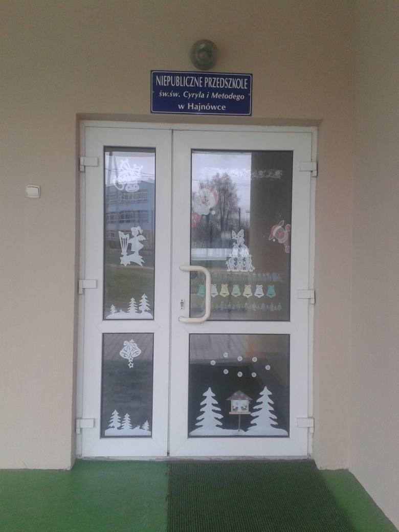 Przedszkolaki zrobiły prawosławną Wigilię