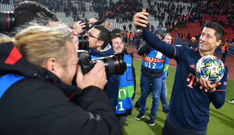 Rok Lewandowskiego! Kto strzelił najwięcej goli w 2019 roku? [TOP 10]