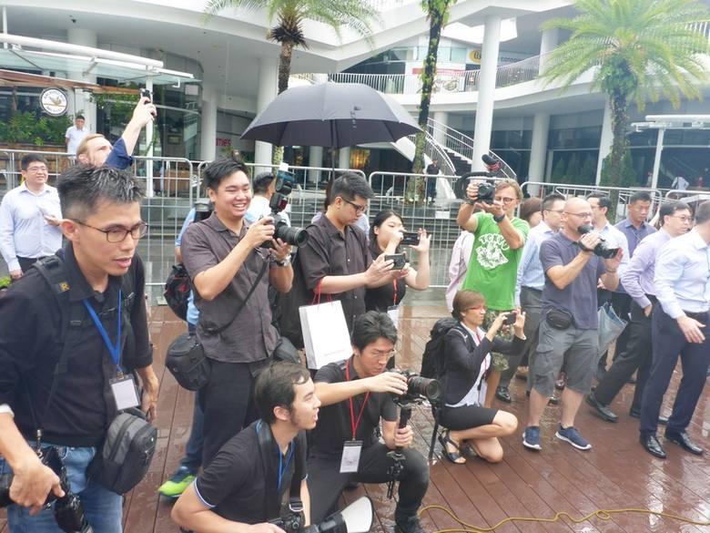 """""""Dar Młodzieży"""" w Singapurze"""