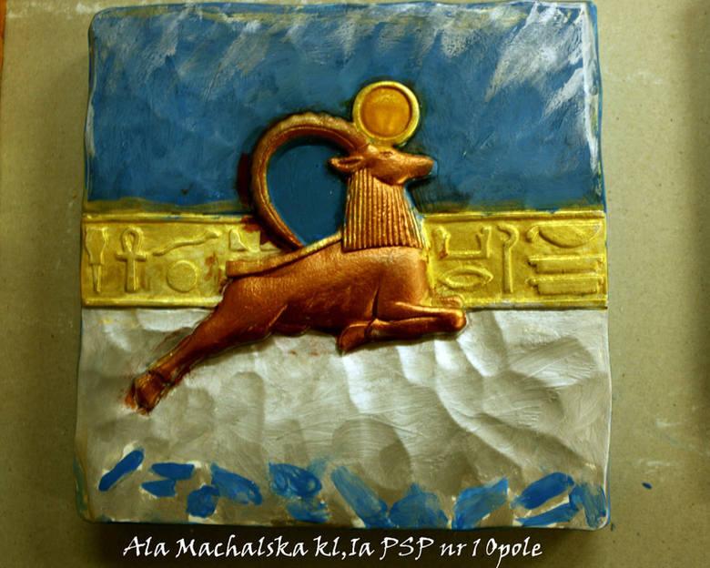 Ala Machalska - SP1 Opole