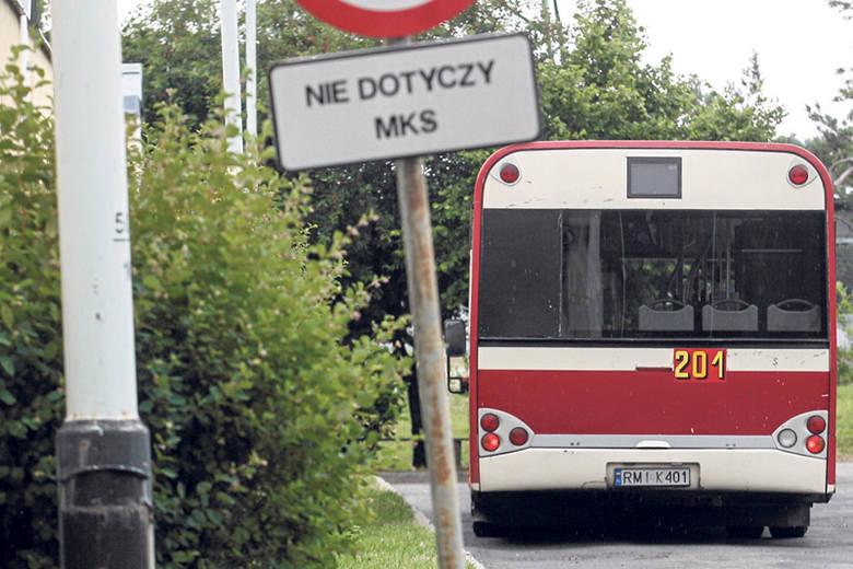 W mieleckim MKS tłumaczą, że będą się starali o unijne pieniądze na pętle autobusowe z prawdziwego zdarzenia. Przy niektórych powstanie zaplecze socjalne