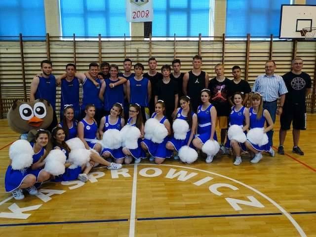 Finał Kasper-Cup z debiutem cheerleaderek