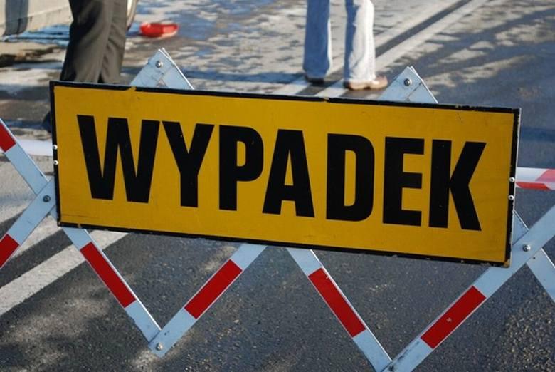 Powiat makowski. Dwa wypadki drogowe, 25.05.2020. Ucierpieli młodzi ludzie