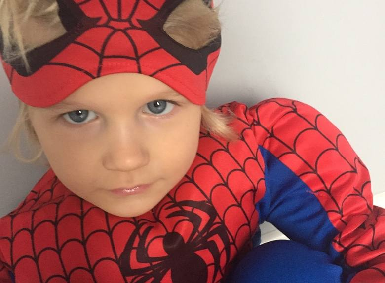 Denis Doruchowski ma pięć lat i mieszka w Słubicach.