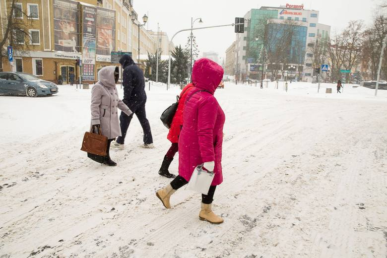 W tym roku takich widoków próżno było szukać w Białymstoku