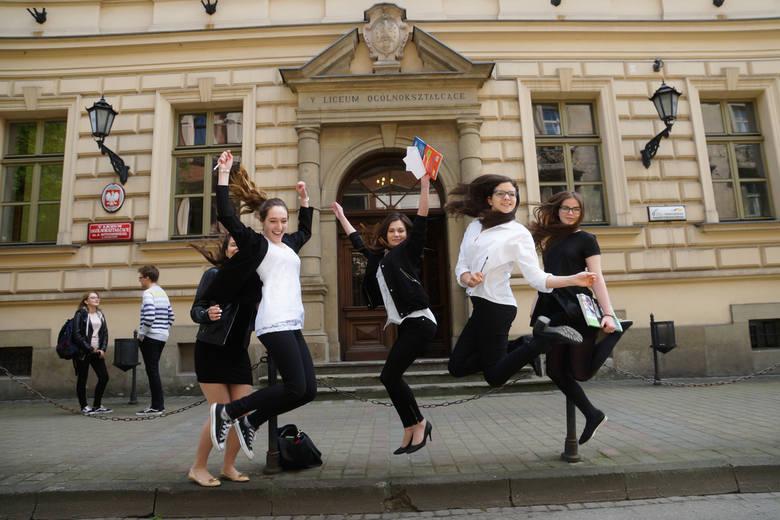 Ranking Perspektyw. Najlepsze licea w Krakowie i Małopolsce
