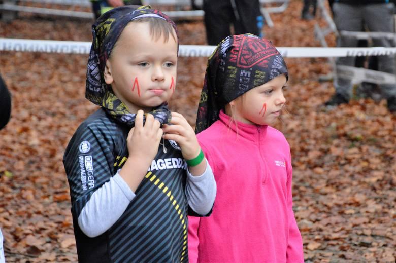 Runmageddon Kids. Mali twardziele walczyli na Kocierzu [ZDJĘCIA]