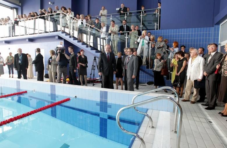 Otwarcie nowoczesnego basenu w Szczecinie