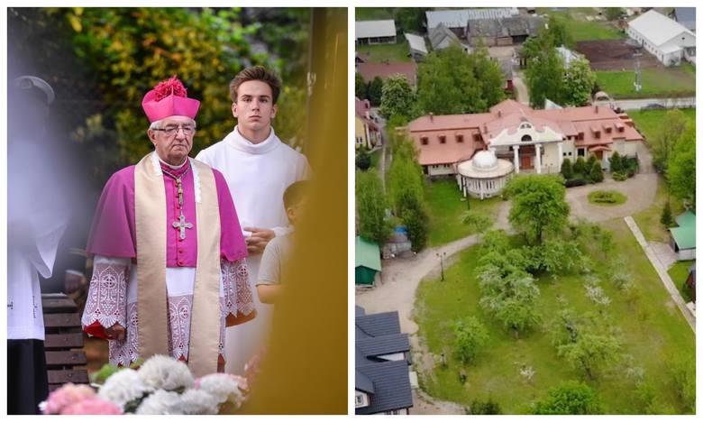 Abp Sławoj Leszek Głódź ukarany przez Nuncjaturę Apostolską. Majątek arcybiskupa Głódzia leży w Bobrówce na Podlasiu. Wróci do posiadłości?