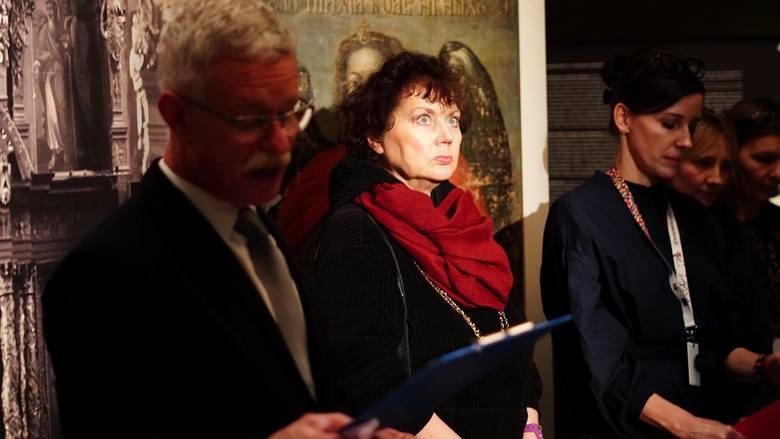 """Muzeum Ikon w Supraślu. Promocja albumu  """"Freski supraskie – relikty XVI-wiecznego malarstwa postbizantyńskiego w kolekcji Muzeum Ikon w Supraślu"""""""