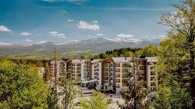 Blue Mountain Resort w samym centrum Karkonoszy