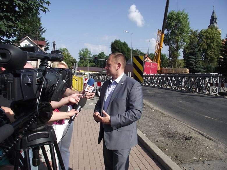 Ruszył remont mostów w Maciejowej. Utrudnienia przy dojeździe w góry (ZDJĘCIA)