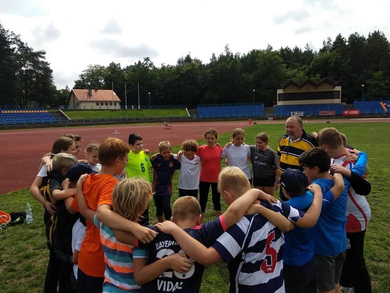 Sześć dni treningów podczas Obozu Rugby 2019 [ZDJĘCIA]