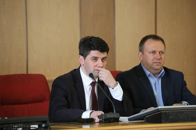 Mariusz Gromko nie będzie już przewodniczył radnym PiS w Białymstoku. Zastąpił go Henryk Dębowski.