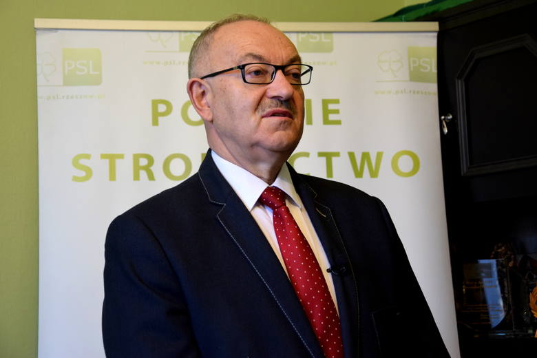 Mieczysław Kasprzak przedstawi w Sejmie projekt obywatelski