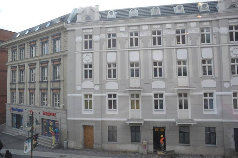 To jeden z czterech nowych hoteli w mieście. Powstaje na placu Kopernika w Opolu.
