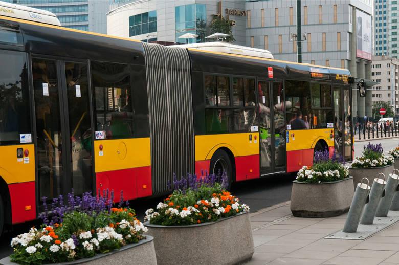 Warszawa: Kierowca autobusu, który spowodował wypadek był pod wpływem narkotyków?