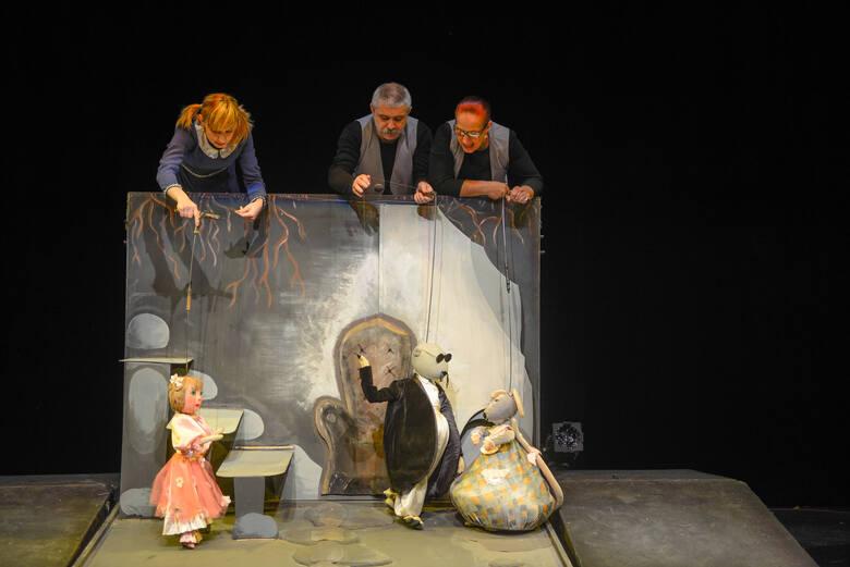 Spektakl dla dzieci z udziałem Marty parfieniuk-Białowicz