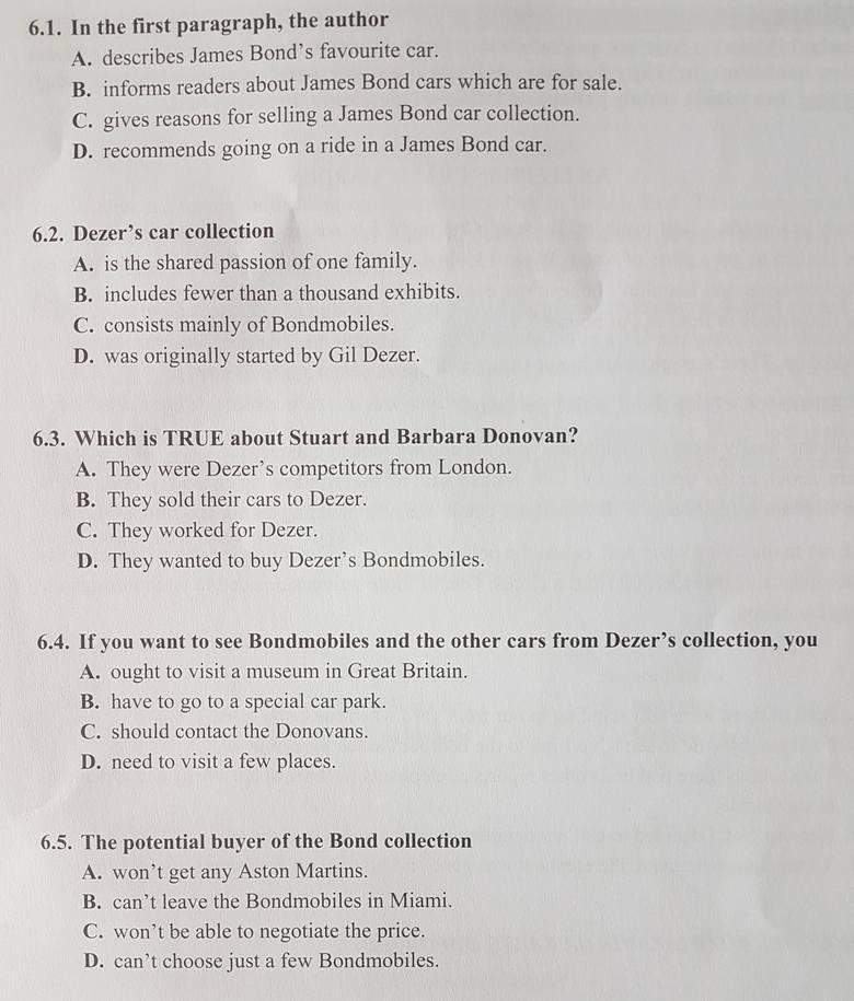 Matura 2018 ANGIELSKI [ODPOWIEDZI ARKUSZ CKE]. Jakie były pytania testu maturalnego? [PODSTAWA, ROZSZERZENIE] Sprawdź w serwisie EDUKACJA