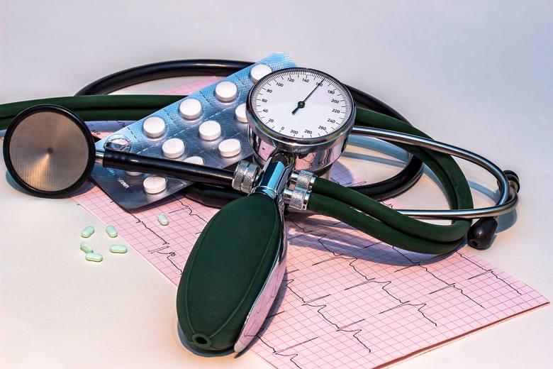 Leki na obniżenie ciśnienia krwi