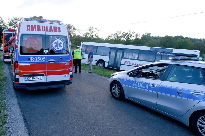 Do zdarzenia doszło we wtorek po godz. 16 w miejscowości Wacławice (gm. Orły) niedaleko Przemyśla. - Jak wynika ze wstępnych ustaleń policjantów, do