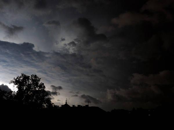 Uwaga! Dziś na Podkarpaciu mogą wystąpić gwałtowne burze