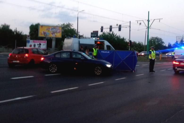 W środę po godz. 19.30 na skrzyżowaniu ulic Hetmańskiej i Dmowskiego 8-letnie dziecko wpadło pod jadący tramwaj. Doznało na tyle poważnych obrażeń, że