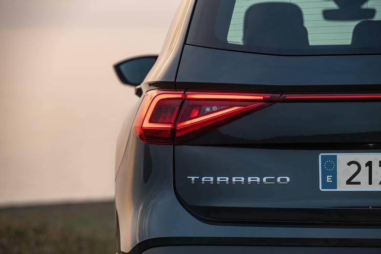 SEAT Tarraco z najwyższym wskaźnikiem bezpieczeństwa