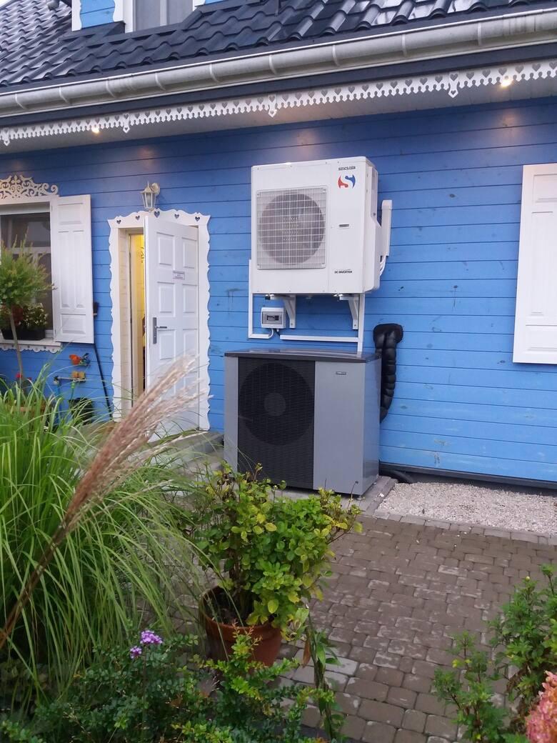 Wymień stary piec węglowy na nowoczesną i oszczędną pompę ciepła!