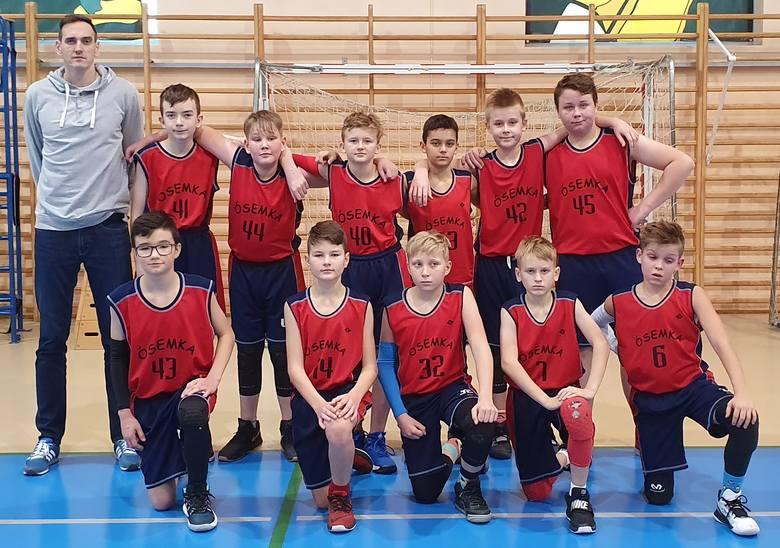 MKS Ósemka U13M