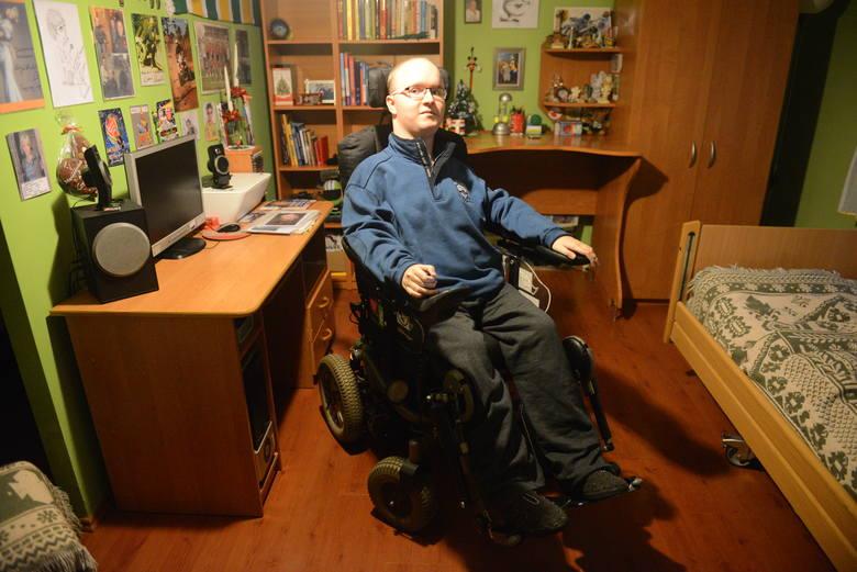 Mateusz Rządkowski mimo choroby realizuje swoje pasje i chce z życia czerpać jak najwięcej