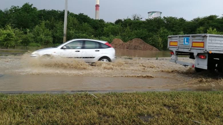 Gwałtowny ulewy są w stanie spowodować podtopienia w miastach naszego regionu. Tak była kilka tygodni temu na gorzowskich ulicach.