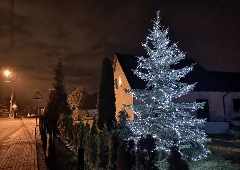 Przepiękne, świąteczne dekoracje domków jednorodzinnych [ZDJĘCIA]