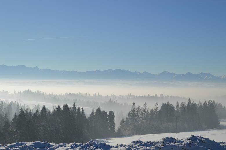Tatrzański biznes turystyczny traci przez smog [ZDJĘCIA]