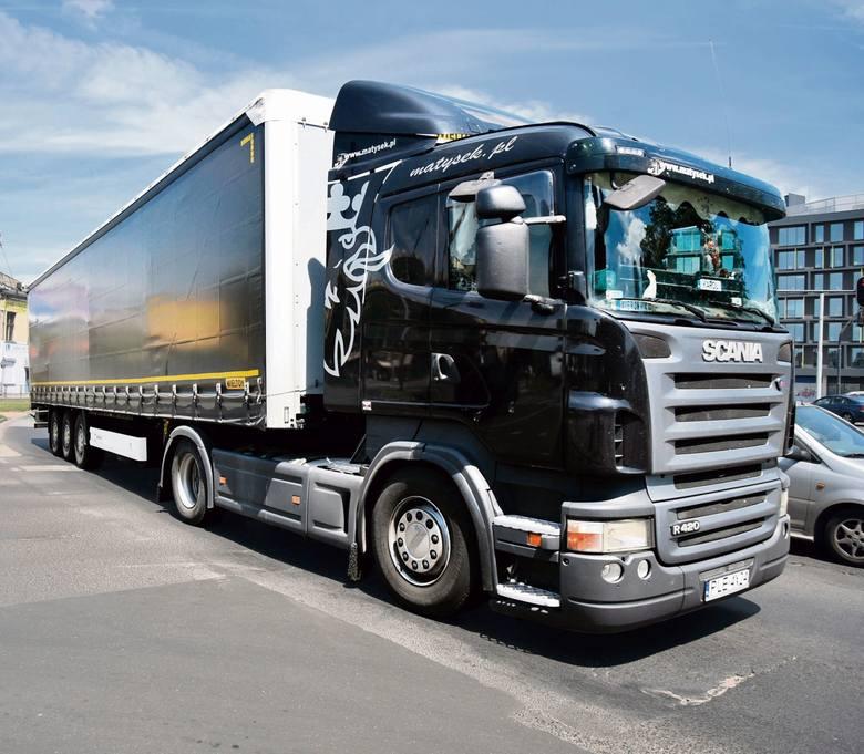 Polowanie na truckerów