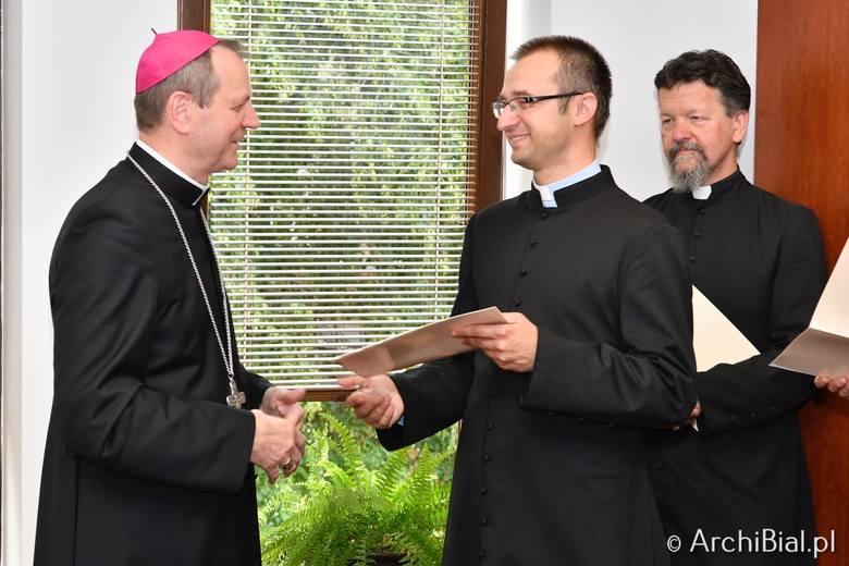 Nowe nominacje w archidiecezji. Duże zmiany w Seminarium (zdjęcia)