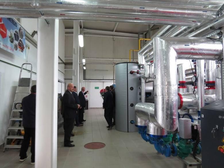 Będą spore oszczędności dla szpitala w Brodnicy. Na energii i cieple