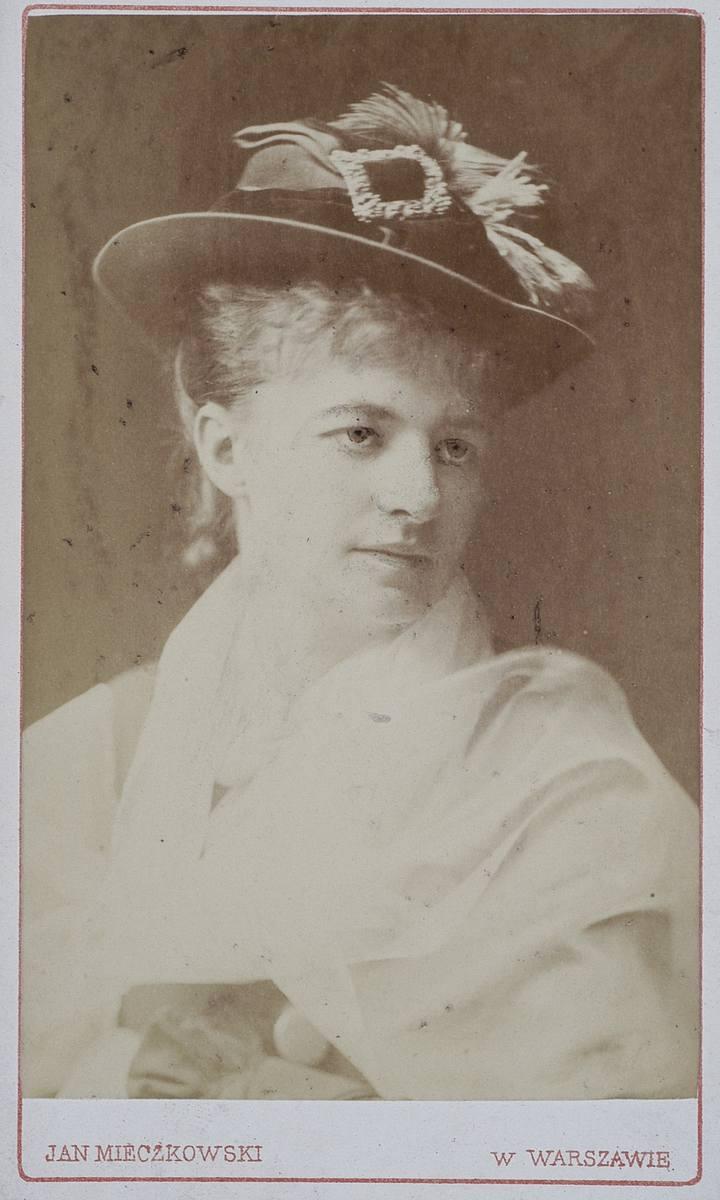 """Helena Modrzejewska jako księżna Eboli w """"Don Carlosie"""" Friedricha Schillera, Jan Mieczkowski (1830-1889)"""