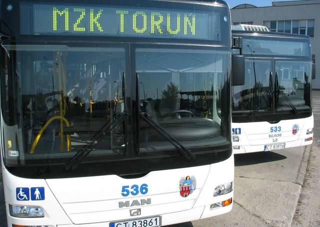 Kierowcom w Toruniu przeszkadza nie tylko mylne oznakowanie