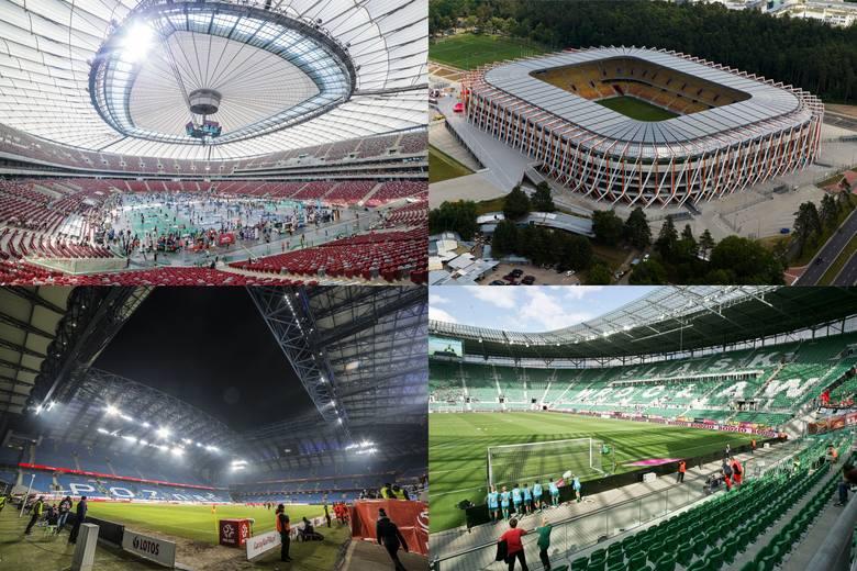 Stadion Miejski w Białymstoku to jeden z najpiękniejszych obiektów tego typu w Polsce. Porównaliśmy go z innymi stadionami. Który z nich jest najwię