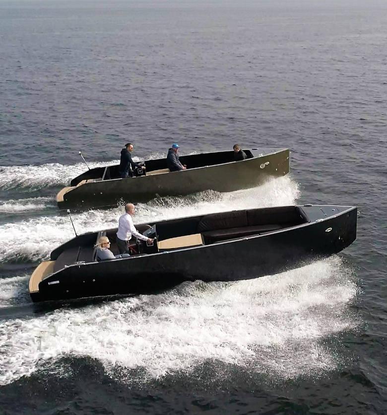 Nowy model łodzi motorowej od firmy Markos: Tender 740HP