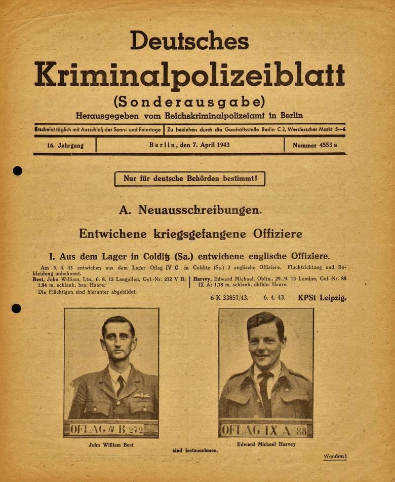Jedni uciekali z obozu Lamsdorf, by ratować życie, inni robili to dla sportu