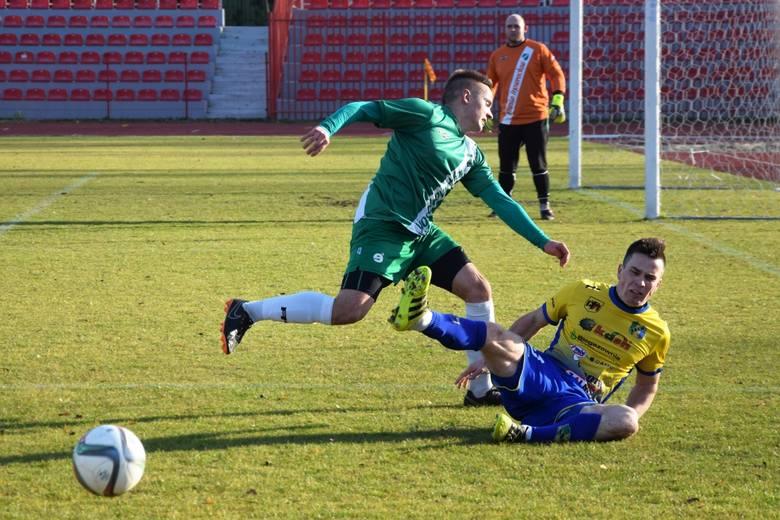Cuiavia Inowrocław zremisowała na własnym boisku z Lechem Rypin 0:0.