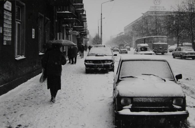 W Białymstoku wiele świątecznych zakupów można było zrobić m. in. na ul. Lipowej.