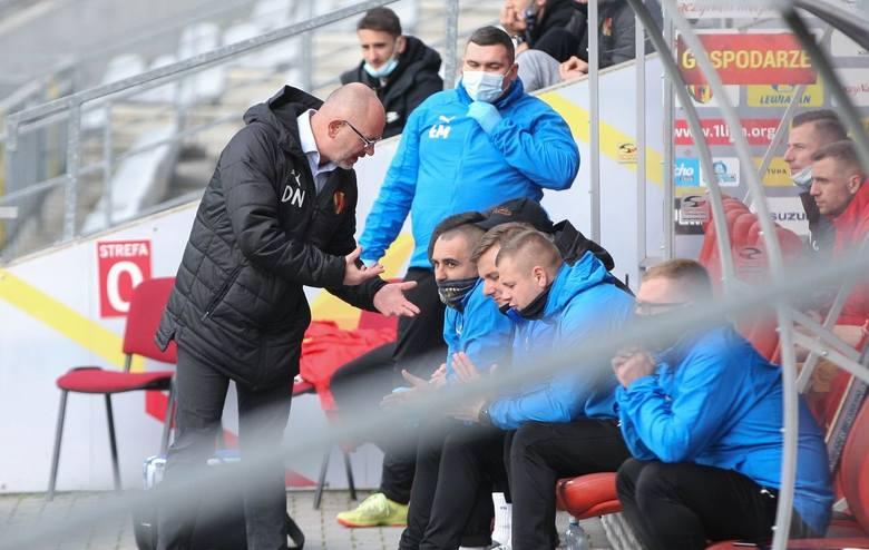 - To bardzo dobra ekipa - mówi o Bruk-Becie trener Dominik Nowak.