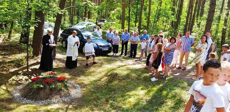 Święcenie pól w Budzynie, 4.07.2020