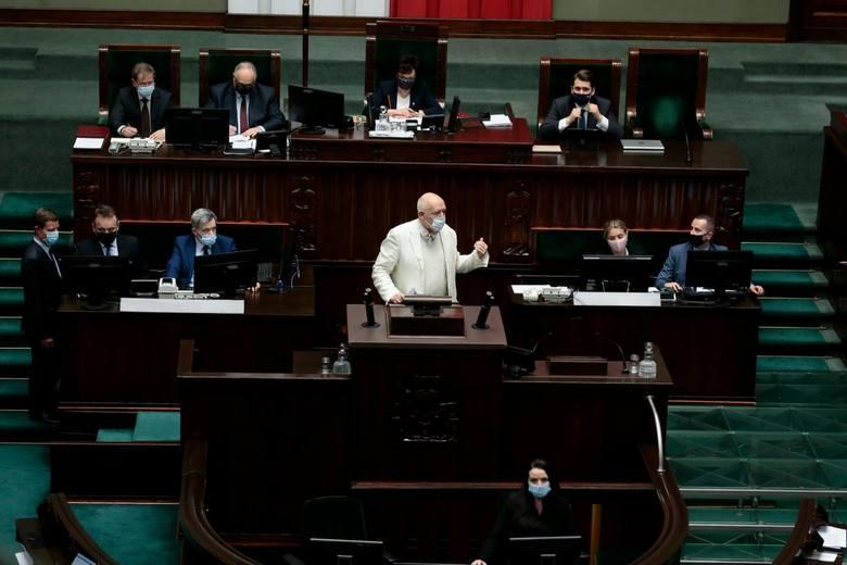04.05.2021 warszawa 29. posiedzenie sejmu dotyczace planu odbudowyn/z fot. adam jankowski / polska press