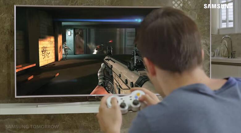 Najbardziej dynamiczne gry, szczególnie sieciowe, mają najwyższe wymagania względem ekranów, na których są wyświetlane.