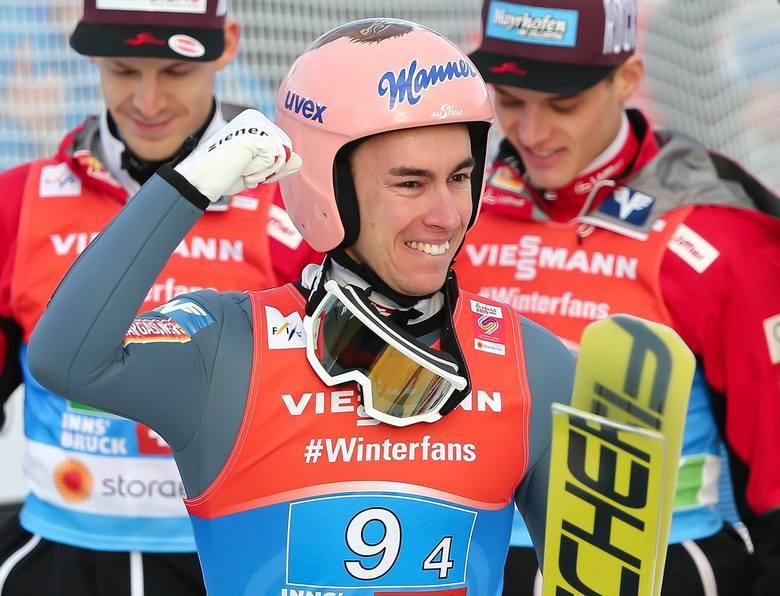 Klasyfikację PŚ wygrał Stefan Kraft, w czym pomogło aż 15 miejsc na podium PŚ (na 27 konkursów). Wygrał 5-krotnie (najwięcej w sezonie), 8 razy był 2.