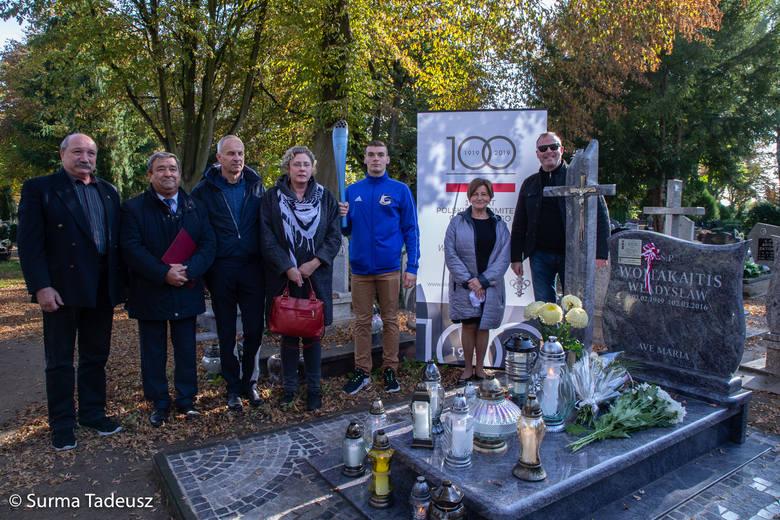 Uroczystość odsłonięcia tabliczki pamiątkowej była 12 października